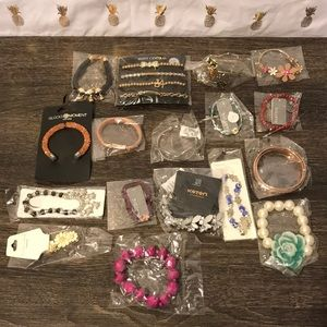 Bracelet bundle lot 20 pieces new
